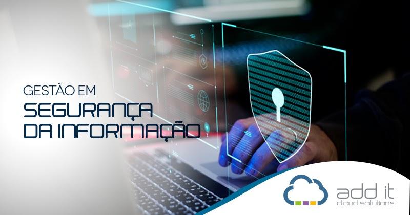 gestão em segurança da informação