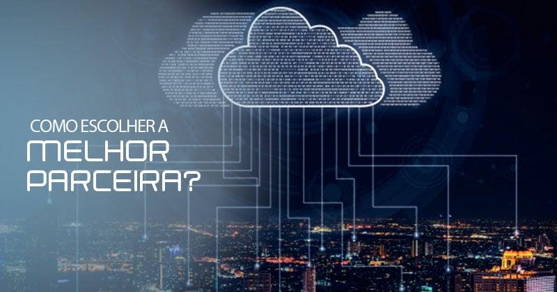 empresas fornecedoras de serviços em nuvem