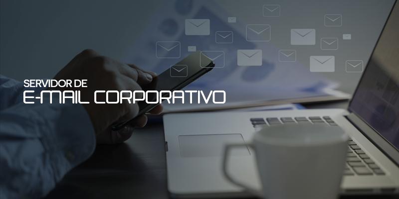 servidor de e-mail corporativo