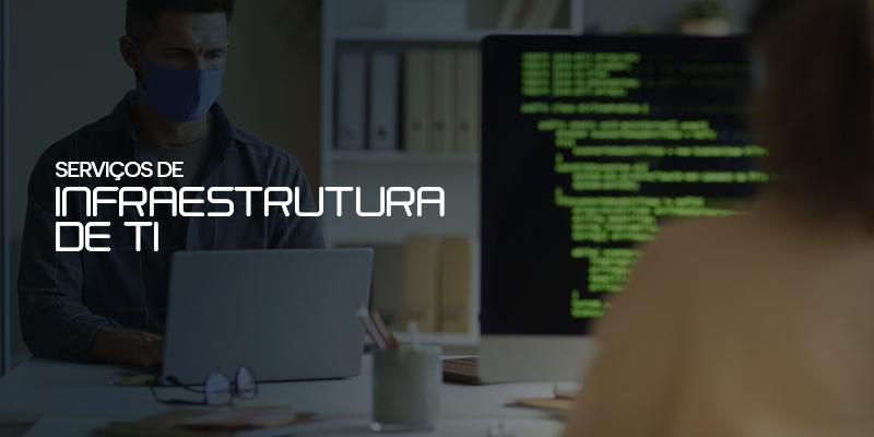 serviços de infraestrutura de TI